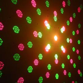 插地激光草平灯 户外 防水 草坪激光灯 圣诞满天星