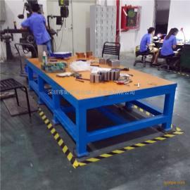 深圳模具装配工作台