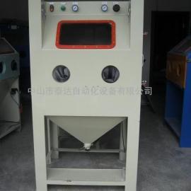 供应箱式喷砂机 高压喷砂机 瓷砖喷砂机 手动喷砂机直销
