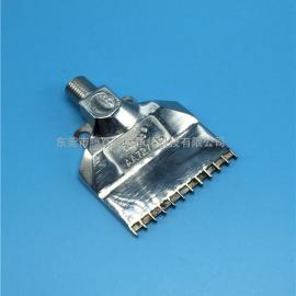 【腾跃喷雾】AA973不锈钢吹风喷嘴 1/4BSPT风刀