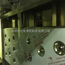 智能语音风淋室 风淋设备 自动门风淋室