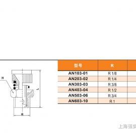 日本NUMAX AN203-02进口调速消声器