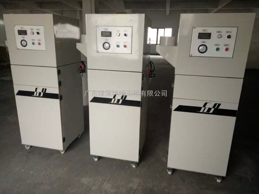 喷砂行业粉尘处理设备 喷砂专用除尘器 沉流式脉冲滤筒除尘器