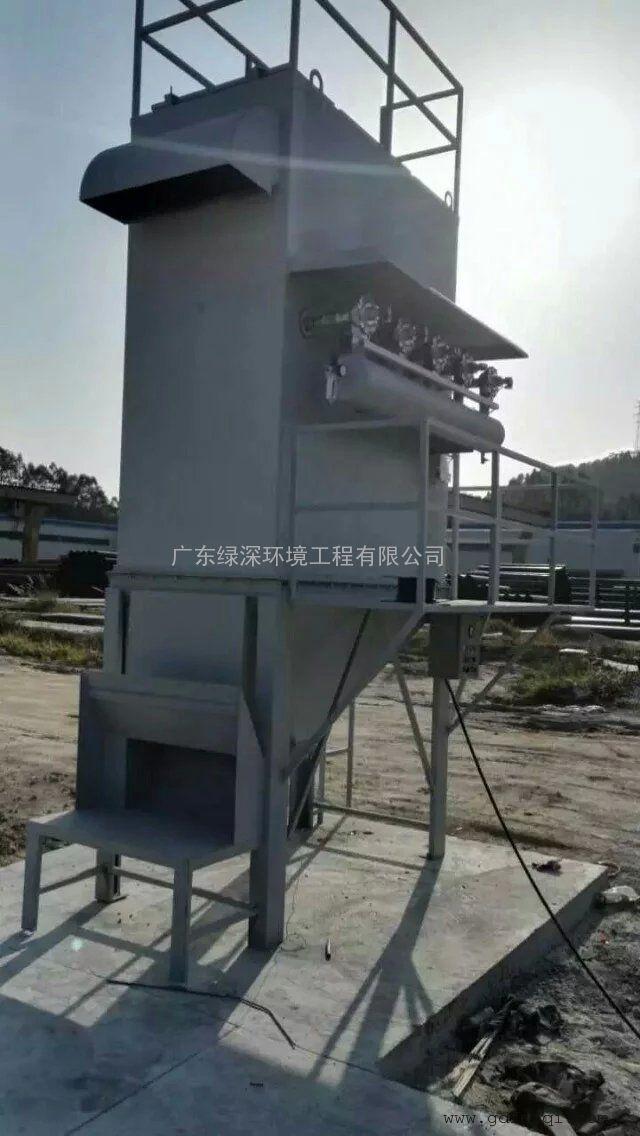 工厂车间中央集尘系统