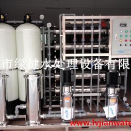 2t/h单级不锈钢反渗透设备 广州反渗透纯水设备
