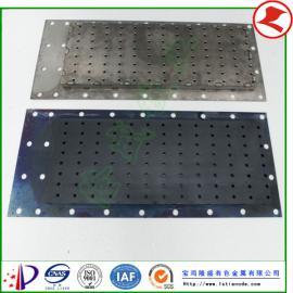 厂家供应钢板镀锌用钛阳极板