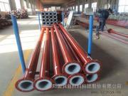 石油化工碳钢衬塑管道