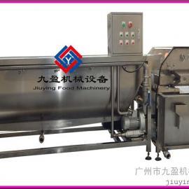 全自动土豆去皮清洗机净菜加工设备流水线