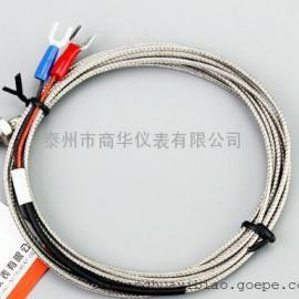 商华供应E分度号螺钉热电偶WRET-02