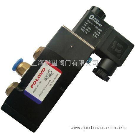 两位五通电磁阀-贴装式电磁阀-配amsco电磁阀-220v图片