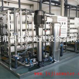 水处理设备厂家 大型工业反渗透纯净水设备 单级纯水设备
