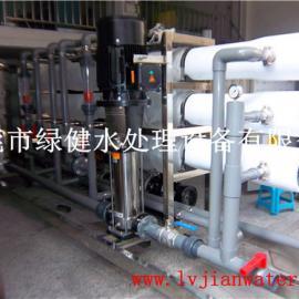 茶山纯水机 谢岗工业反渗透纯水设备 25吨/小时大型反渗透