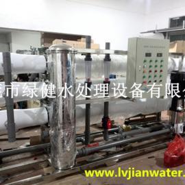 黄江纯水机 梅州去离子水设备 高纯墨水配液用去离子水装置