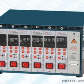 北京天津热流道温控箱哪里找温控器厂家LGTCU1110-1