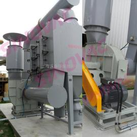 食品厂粉尘收集PV中央集尘系统