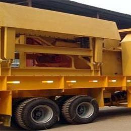 湖北武汉200Tph移动式建筑垃圾处理设备,十堰