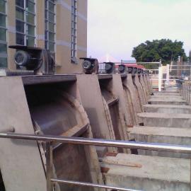 回转式格栅除污机专业厂家厚德环保