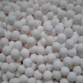 活性氧化铝球除氟剂催化剂载体氧化铝球空压机吸附式干燥机专用