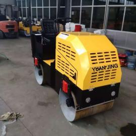 特价供应小型压路机 座驾式双钢轮重型柴油压路机YJ900