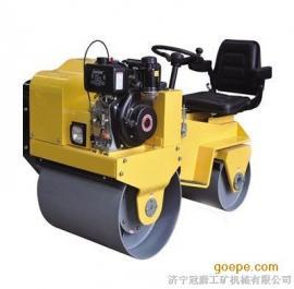 小型压路机直销优质压路机厂家YJ880座驾式小型压路机