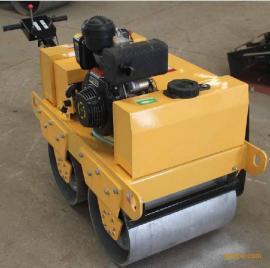 厂家直销各种型号手推式双钢轮柴油压路机YJ680B