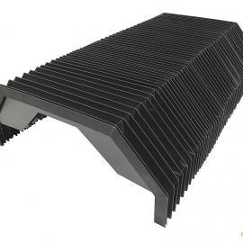 风琴式防护罩,机床导轨防尘罩生产厂家,导轨防尘罩材质