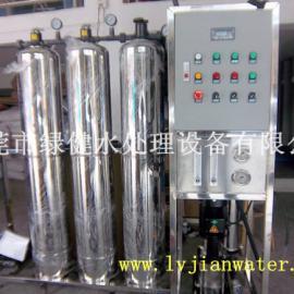饮料食品厂用反渗透纯净水装置 二级反渗透纯水设备