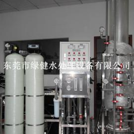 去离子水处理设备 锂电池生产用去离子水机