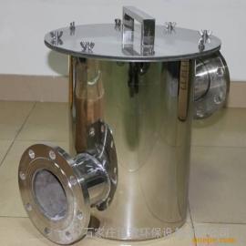 石家庄博谊BeMF-80不锈钢毛发聚集器