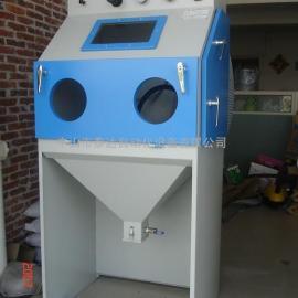 手动喷砂机 手动干式喷砂机 五金件除锈喷砂机