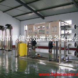 万江纯水设备 长安反渗透设备 双级反渗透水处理设备