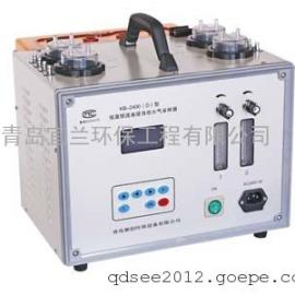 BR-2400型恒温恒流大气采样器