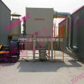 电子厂除尘系统SINOVAC中央集尘系统