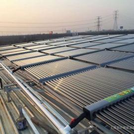 太阳能热水系统 集中供热