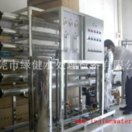 去离子水设备 反渗透除盐水设备 工业纯水设备 高纯水制装置