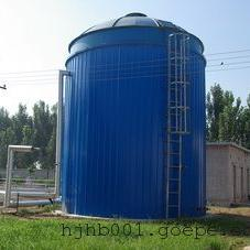 巨野供应弘景牌CSTR发酵罐厌氧发酵罐