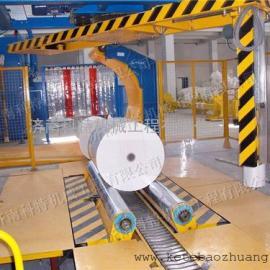 圆筒在线式缠绕包装机
