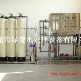 电泳漆装清洗纯水设备 反渗透膜处理设备 一级反渗透设备