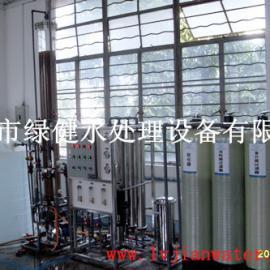 蓄电池用10兆欧超纯水装置 工业超纯水设备 去离子水设备