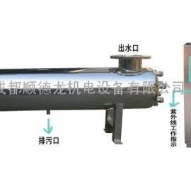 四川夹江UV不锈钢紫外线杀菌器 成都紫外线消毒器销售厂家