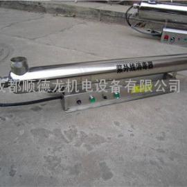 四川南充UV管道式紫外线消毒器价格 成都紫外线杀菌器厂家