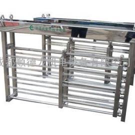 绵阳污水厂明渠式UV不锈钢紫外线消毒器销售价格 厂家直销