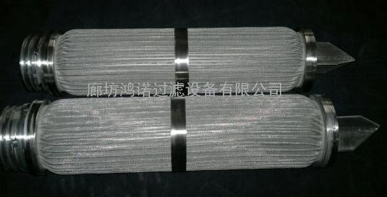 JJAB2202060不锈钢网滤清器G6.0