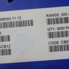 厂家批发SS8550(Y2) SOT-23贴片三极管