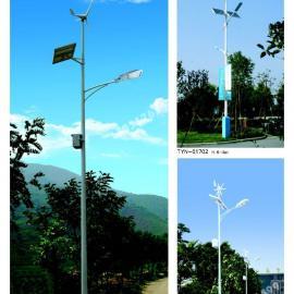 菏泽路灯厂家供应风光互补太阳能路灯