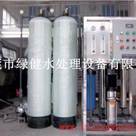 深圳电路板清洗反渗透纯水处理设备 1吨/小时工业纯水机