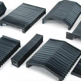 风琴式防护罩,直线导轨防尘罩,风琴式护罩,导轨防护罩