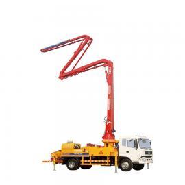 高性价比混凝土泵车就找九合重工