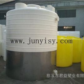 厂家直销10立方液体加药搅拌桶 化工10立方搅拌桶