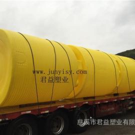 台州装电镀水储存罐 杜桥废液20立方储存罐 椒江储存罐